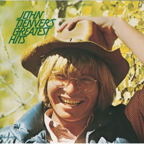 john_denver_greatest_hits_record